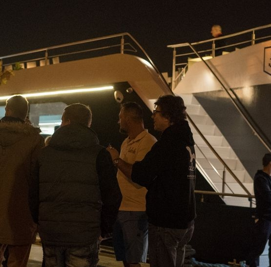 Klapeto - charitativní akce na lodi Grand Bohemia