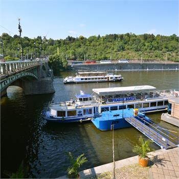 September river cruises to the zoo