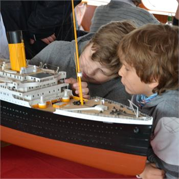 Gallery from the Titanic anniversary 2012