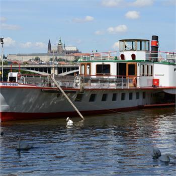 Parník Vltava vstupuje do 148. sezóny