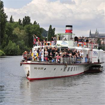 Parník Vyšehrad vstupuje do 148. sezóny