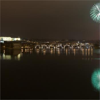 Silvestrovské plavby 2013