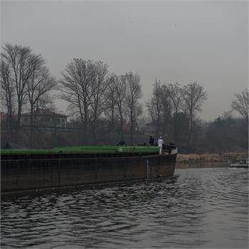 The Tow-boat Returned to Prague
