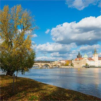 Podzimní plavby na Vltavě
