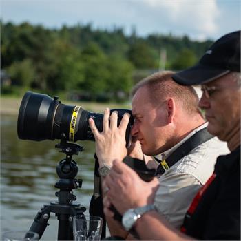 Fotoaparát Nikon D810 představen na lodi Grand Bohemia
