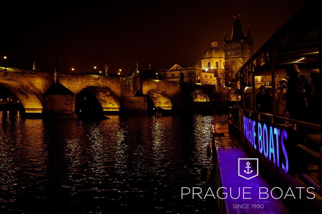 Dinner Cruise Prague Boats Cz