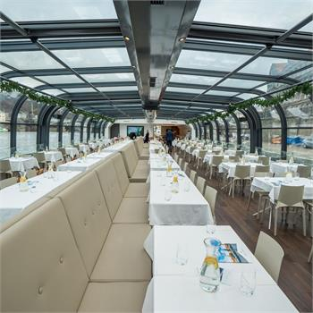 Brunch on the Grand Bohemia boat
