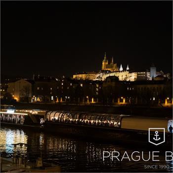 Romantic evening in Prague