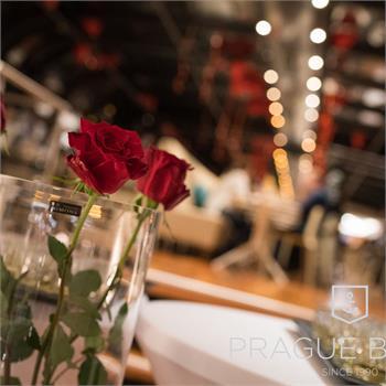 Valentine's cruise on the Grand Bohemia boat