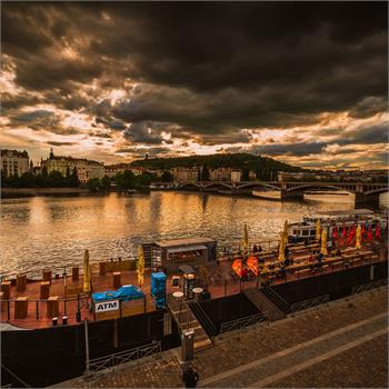 Literature night - Vltava steamboat 2019