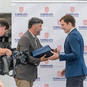 Florbalista roku 2017/2018