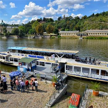 Prague Boats boat wharf