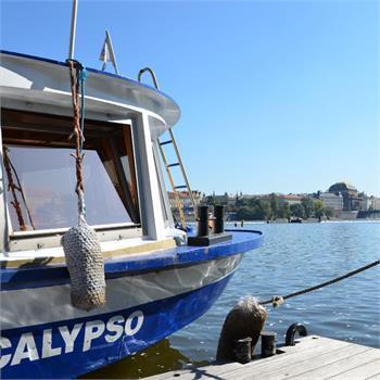 Loď Calypso