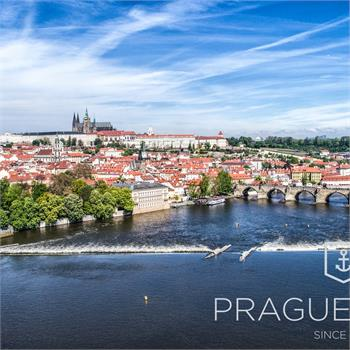 Get to know Prague from the boat