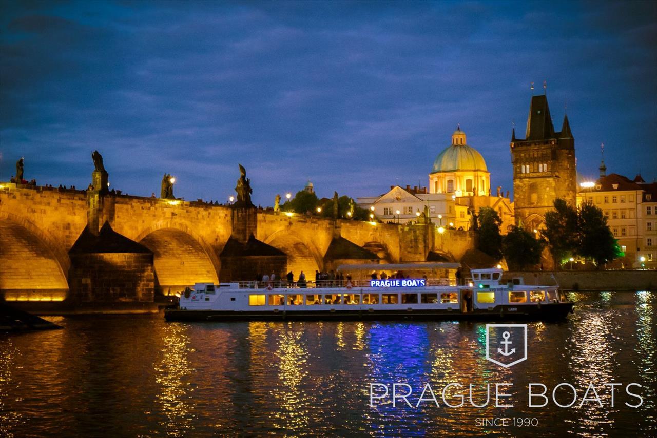 One Hour River Cruise Prague Boats Cz