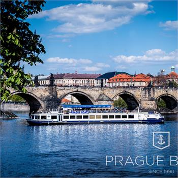 An hour-long cruise can see Prague's sights