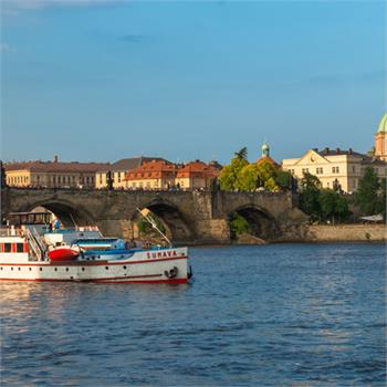Prague river cruises & tourist season 2013