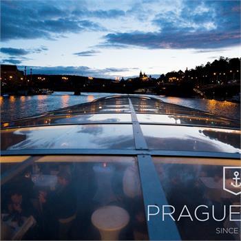 Night cruise on Bohemia Rhapsody boat