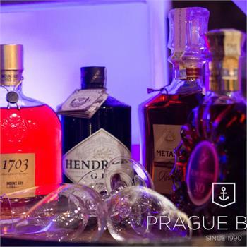 Degustace rumů a koňaku