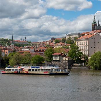 Jak stihnout prohlídku Prahy za hodinu ?