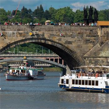 Praha se pyšní několika krásnými mosty