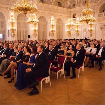 The award ceremony of The Czech 100 best 2018