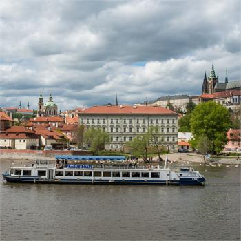 Get to know Prague from a different perspective