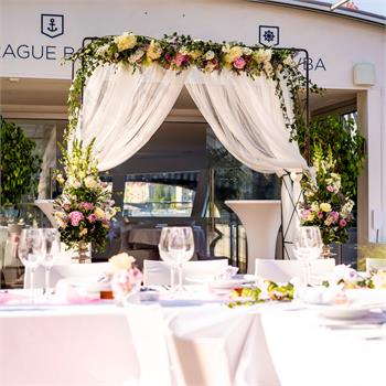 Svatba - výzdoba