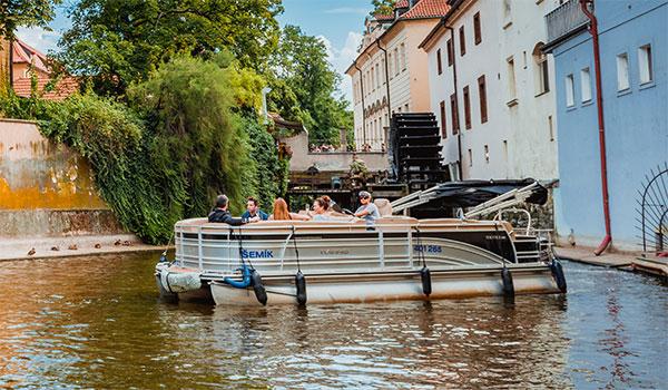 Šemík Boat