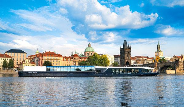 Le bateau Grand Bohemia