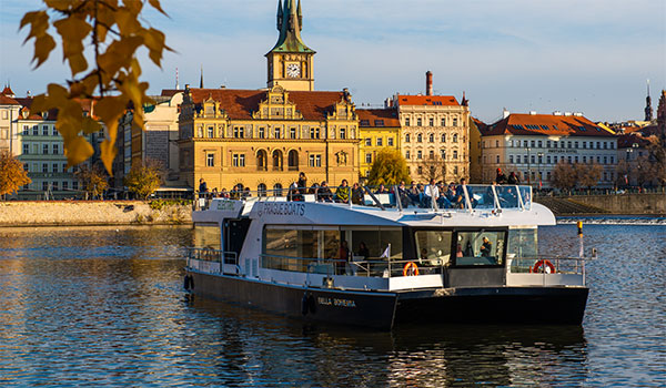 Statek Bella Bohemia