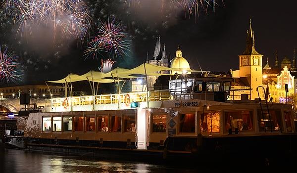 New Year's Eve Sweet Prague