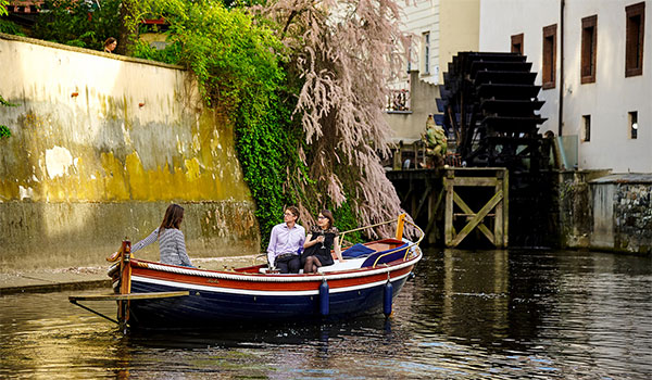 Лодка «Bivoj»