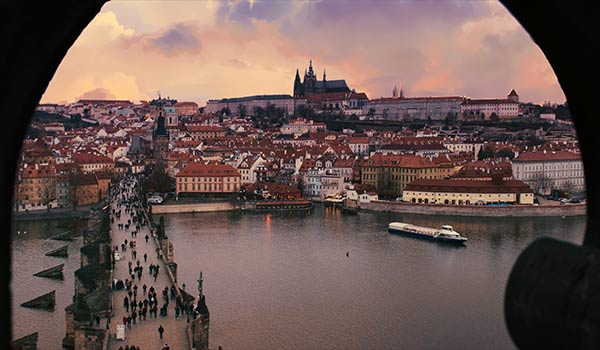 Dinner Cruise (Prague by Night)