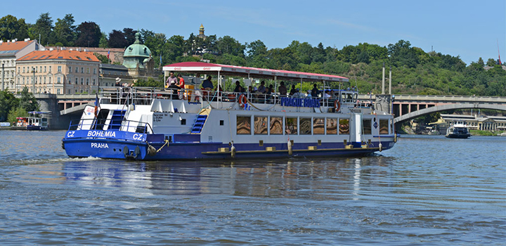 10% discount on all river cruises via online booking