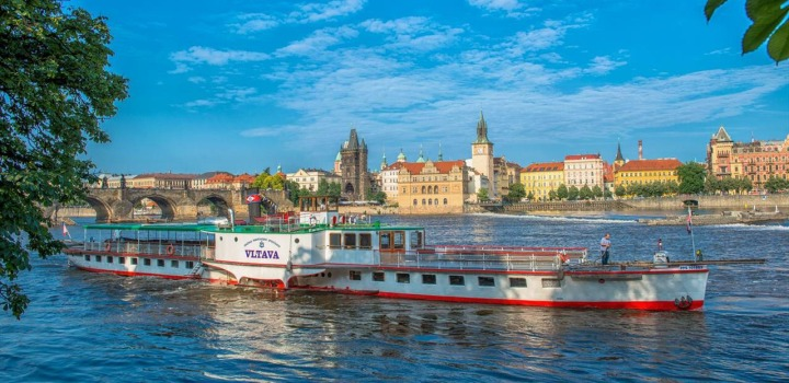 České lodě pro Prahu