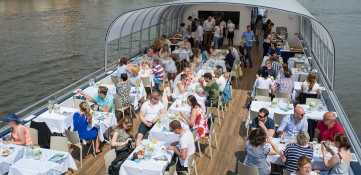 First brunch of the year on board the Bohemia Rhapsody