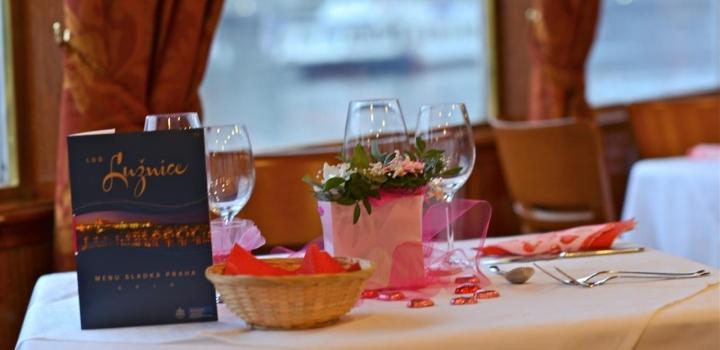 Valentýnské plavby - letošní nabídka