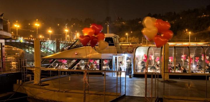 Valentýnské plavby 2017