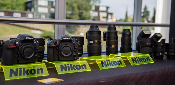 Fotoaparát Nikon D810 představen na Grand Bohemii