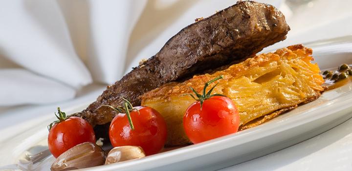 Kdo Vám vaří naše A la Carte menu