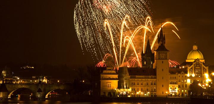 Fireworks Cruise 2013
