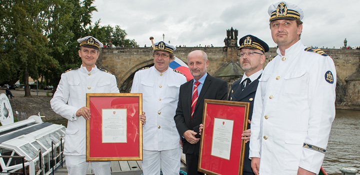 Our steamboats have been given the status of cultural monument