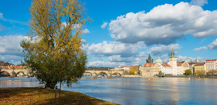 Autumn Cruises on the Vltava River