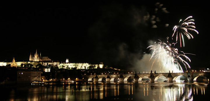 Sweet Prague and New Year´s Eve Cruises