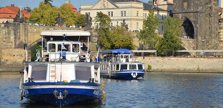All Prague river cruises back on track