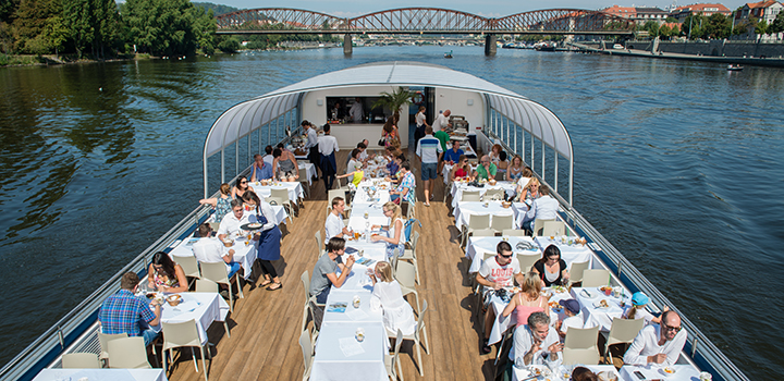 Brunch aboard the Bohemia Rhapsody