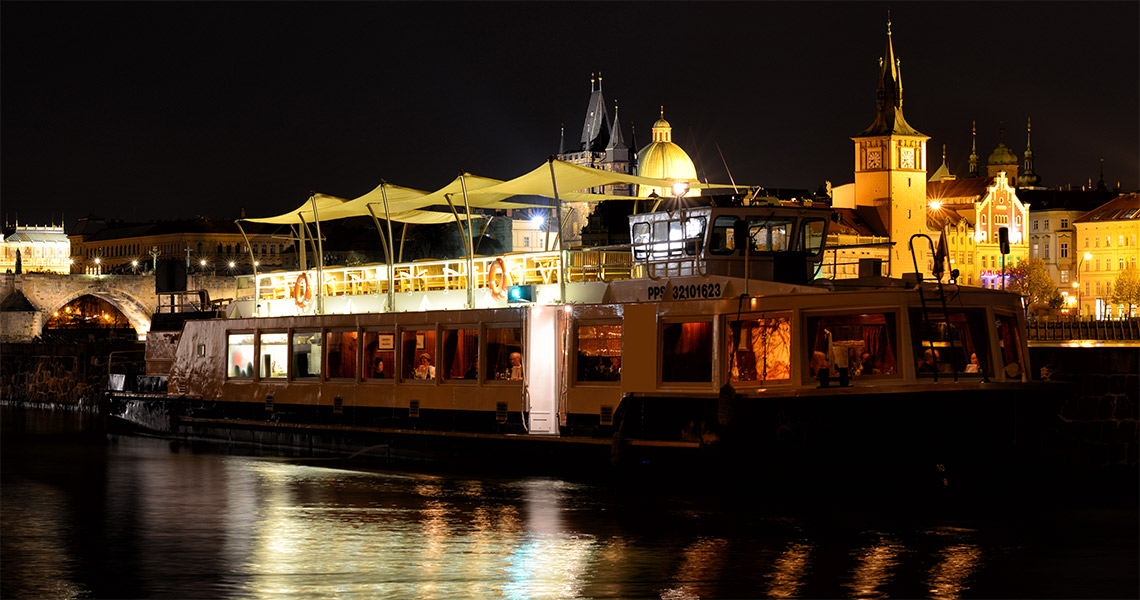 Lužnice Boat
