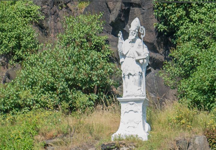Socha Sv. Vojtěcha
